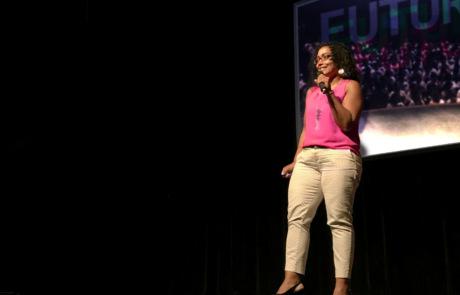 Rosann Santos Big Stage Keynote Speaker
